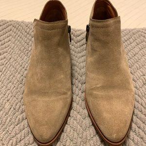 Franco Sarto Ankle Boot (Size 6)